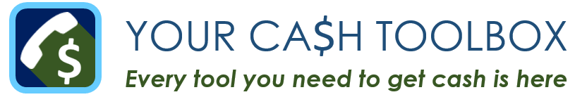 YOUR CASH TOOLBOX Logo